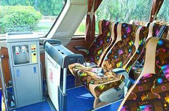 fasilitas bus 1
